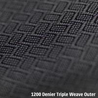 1200D triple weave