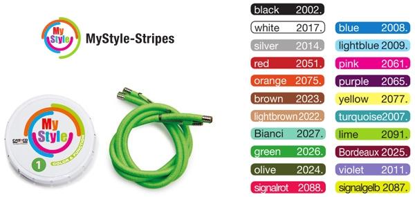 Casco Mystyle Stripes