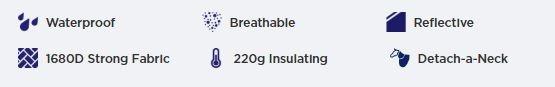 Weatherbeeta Ultra Cozi features